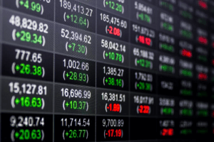 Investimento em ações