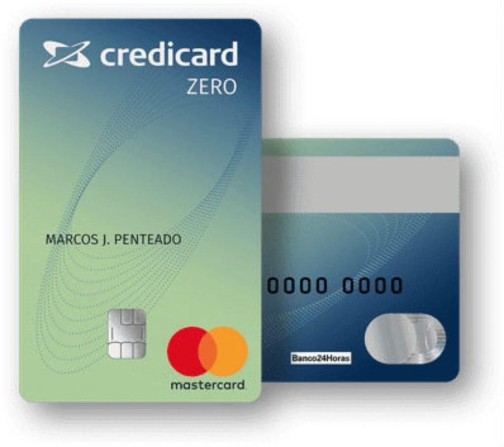 Credicard Zero vai oferecer dinheiro de volta no cartão de crédito