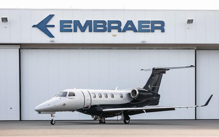 Embraer (EMBR3) e EDP (ENBR3) fazem parceria em pesquisa de avião elétrico