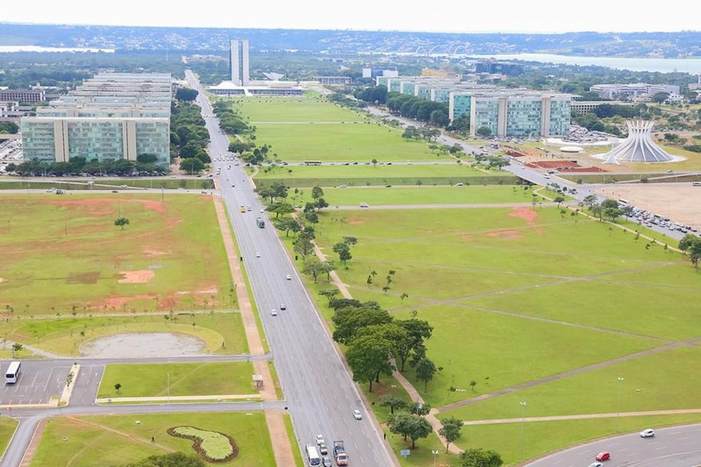 Ministérios em Brasília