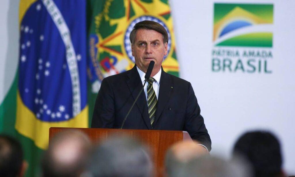 Presidente Bolsonaro sanciona nova Lei de Falências