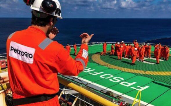 PetroRio (PRIO3) comunica reservas maiores nos campos de Polvo, Tubarão Martelo e Frade