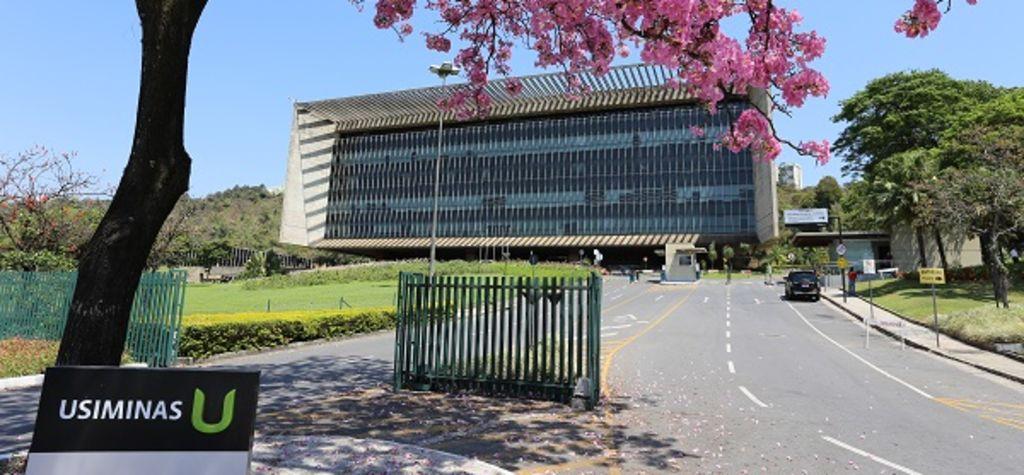 Usiminas (USIM5) põe sede em Belo Horizonte à venda