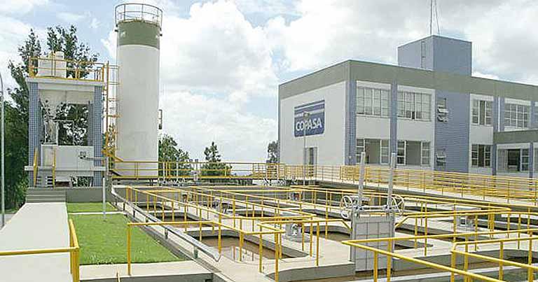 Copasa (CSMG3) reporta lucro líquido de R$268,754 mi no 4º tri, alta de 5,3%