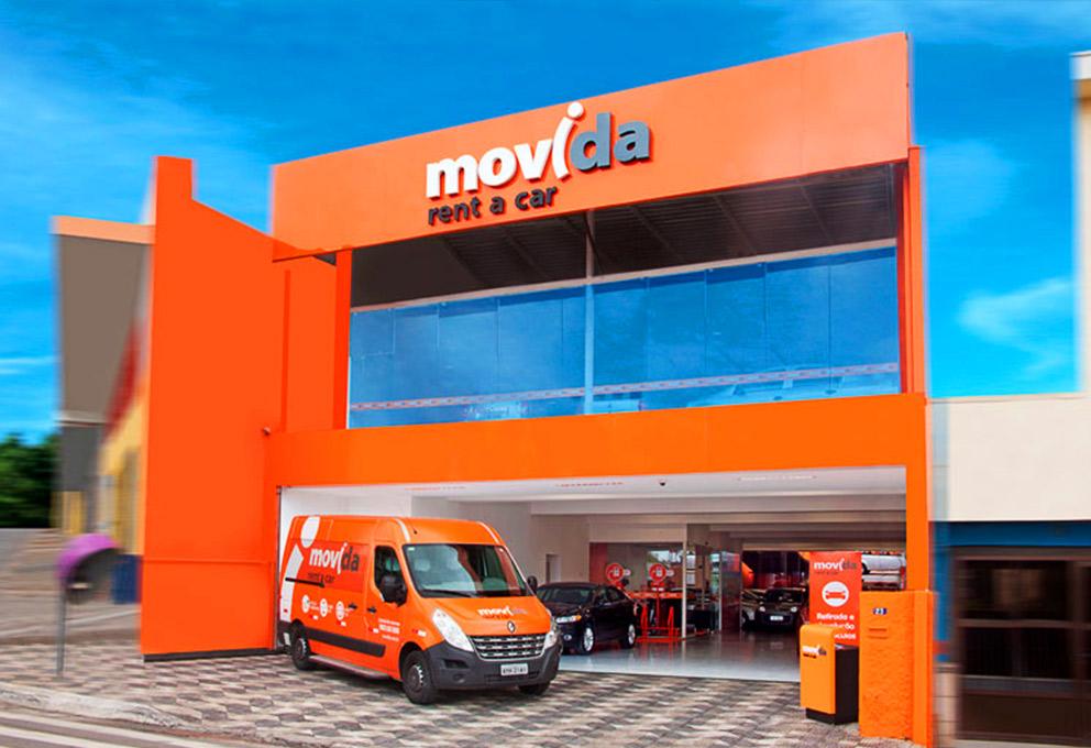 Movida (MOVI3) reporta lucro líquido 38% menor no 3º tri,