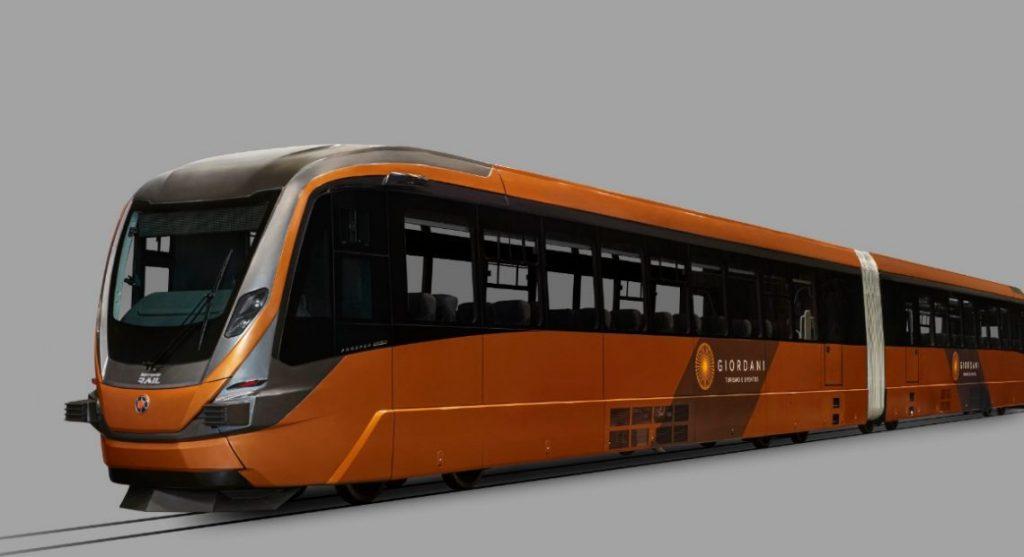 Marcopolo (POMO4) estreia em VLTs e dobra aposta no transporte sobre trilhos