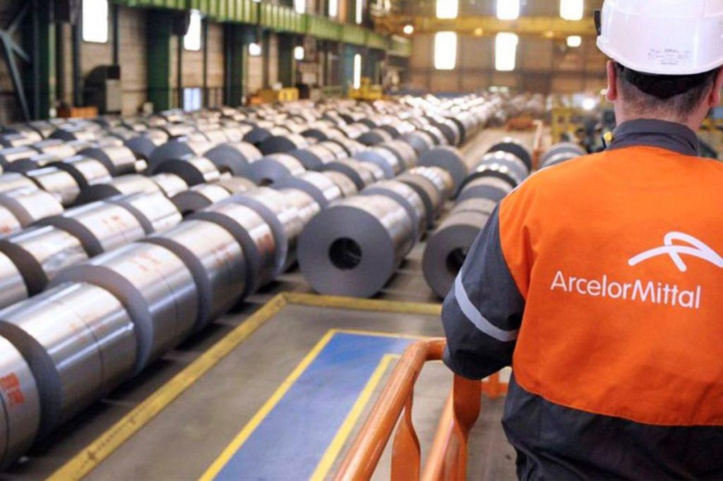 ArcelorMittal (ARMT34) adota novas tecnologias em conceito 4.0 para sua fundação