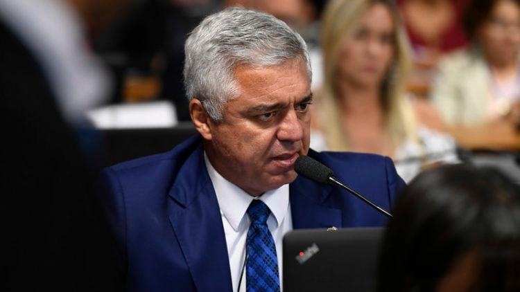 Senador Major Olimpio tem morte cerebral após Covid-19