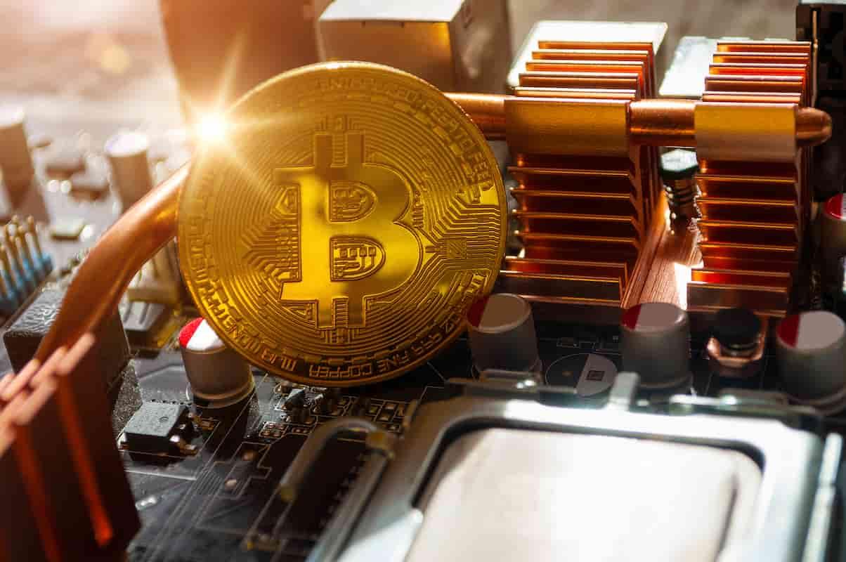 Mineração de bitcoin, consumo de energia